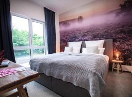 Resort Hotel Bispingen Superior, hotel in Bispingen