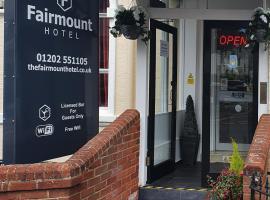 Fairmount Hotel, hotel in Bournemouth