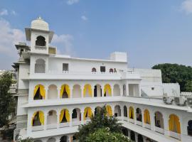 Amet Haveli, hotel near Fateh Sagar Lake, Udaipur