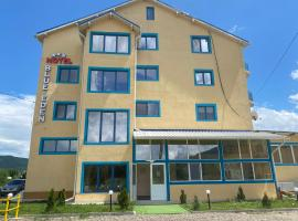 Hotel Blue Eden, hotel in Alexandru cel Bun