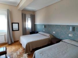 Hotel Rompeolas, hotel en Baiona