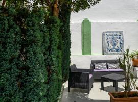 Terrace Lisbon Hostel, hotel in Lisbon