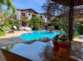 Hotel Pousada 360º, guest house in Paracuru