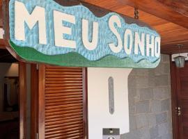 Estalagem Meu Sonho, guest house in Penedo