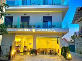 Hotel Medusa, hotel in Skala Prinou