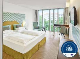 MAXX by Steigenberger Vienna, hotel in Vienna