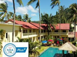 Austrian Garden Hotel Patong - SHA Plus, hotel in Patong Beach