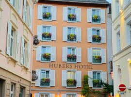 Huber's Hotel, Hotel in der Nähe von: Stadtmuseum Baden-Baden, Baden-Baden