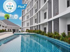 Vapa Hotel - SHA Plus, hotel in Phuket