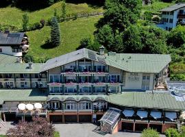 Alpenhotel Fischer, hotel v destinaci Berchtesgaden