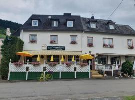 Gästehaus Hotel zum Weinberg, Hotel in der Nähe von: Reichsburg Cochem, Burg an der Mosel