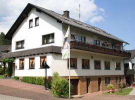 B&B on route L854 - Pension zum Riepen, hotel near Ettelsberg-Seilbahn, Medebach