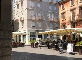 Hotel Europa, hotel a Verona