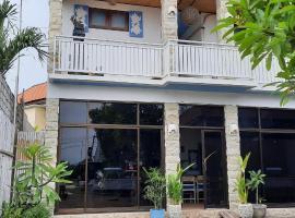 Turtle Island Homestay, hotel near Benoa Harbour, Denpasar