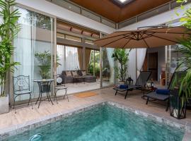 Balina Pool Villa Phuket, hotel in Phuket Town