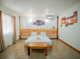 Mem Luxury Apartments and Hotel, hotel in Paje