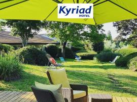 Kyriad Hotel Angoulême Nord, hôtel à Champniers
