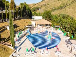 Golden Park All Inclusive Poços de Caldas, отель в городе Посус-ди-Калдас