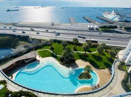 Luxury 2 Room Suite Apartment With Seaview In Center, accessible hotel in Istanbul