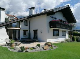 Landhaus Plainer, pet-friendly hotel in Innsbruck