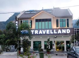 Travelland Hotel, hotel in Ipoh