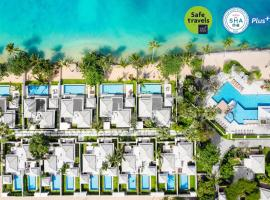Fair House Villas & Spa, Koh Samui - SHA Plus, hotel i Mae Nam