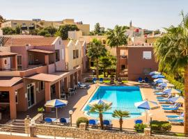 THEOS HOLIDAYS APARTMENTS, serviced apartment in Chania Town