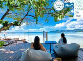 Casa De Mar - SHA Plus, hotel i nærheden af Samui Lufthavn - USM,