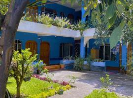 Hotel Posada Don Carlos, hôtel à Panajachel