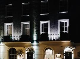 The Melville Hotel Kings Cross, hotel in Kings Cross St. Pancras, London