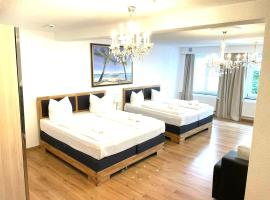 Hotel Anker, Hotel in Lindau