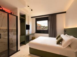 The City Hotel, ξενοδοχείο στην Ανκόνα