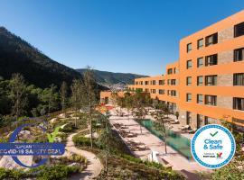 Vila Gale Serra da Estrela, hotel en Manteigas