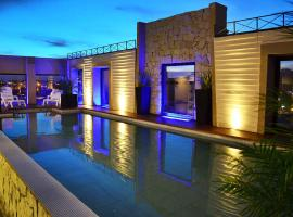 Le Parc Hotel & Suite, hotel in Villa María