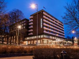 """Hotel Klubben, hotel near """"Sandefjord Airport, Torp"""" - TRF, Tønsberg"""