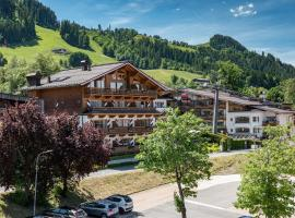 Hotel Kaiserhof Kitzbühel, 4 Sterne Superior, hotel in Kitzbühel