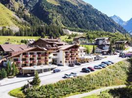 Hotel Gundolf, hotel in Sankt Leonhard im Pitztal