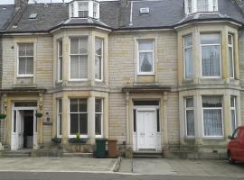 Capital Guest House, bed & breakfast a Edimburgo