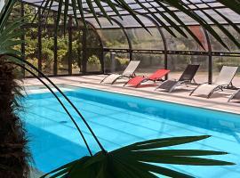Kyriad Prestige Residence Cabourg-Dives-sur-Mer, hotel in Dives-sur-Mer