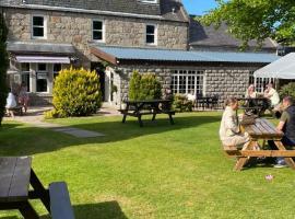 Bennachie Lodge Hotel, hotel near Tolquhon Castle, Inverurie
