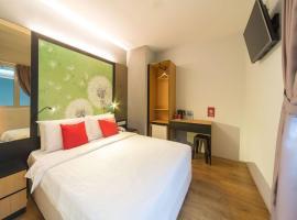 Regin Hotel, hotel in Singapore