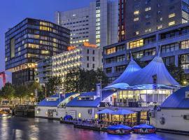 H2OTEL Rotterdam, hotel in Rotterdam