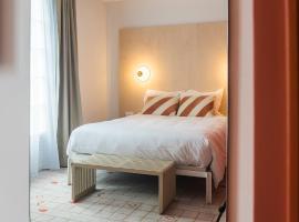 Ô Rouge, hotel Gevrey-Chambertinben