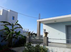 Chez Nous, villa in El Haouaria
