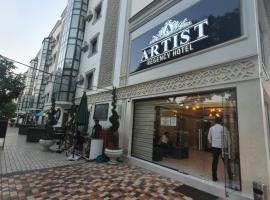 ARTIST REGENCI HOTEL, hotel in Tashkent