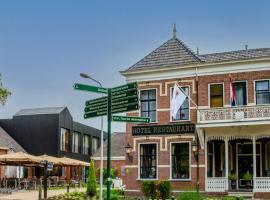 Hotel Spoorzicht & SPA, hotel in Loppersum