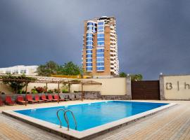 Bien hotel, hotel v mestu Yerevan