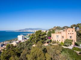 Soho Boutique Castillo de Santa Catalina, hotel di lusso a Málaga