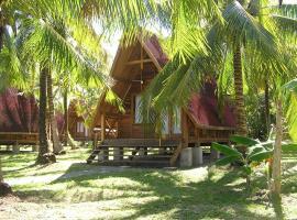 North Borneo Biostation Resort, pet-friendly hotel in Kudat