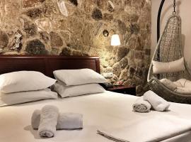 HOTEL KASTRI SUITE, ξενοδοχείο στα Λουτρά Αιδηψού